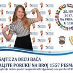 ОПШТИНА БАЧ НАСТУПА НА ТАКМИЧЕЊУ СРБИЈА У РИТМУ ЕВРОПЕ